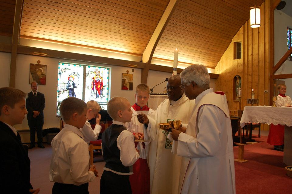 Baptism – St Mary of the Lake – Culver, IN