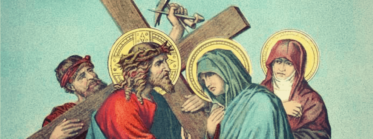 Lenten Stations of the Cross